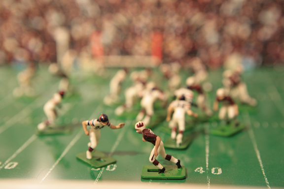 Electric Football ADA 2013